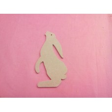 4mm MDF gazing Rabbit
